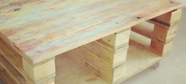 Coffee table - Pine 2