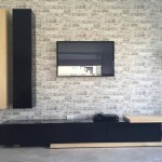 Custom TV unit and shelving