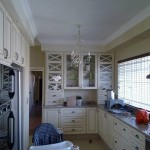 Custom kitchen shelving 4