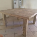 Dining room table 3