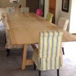 Dining room table 6