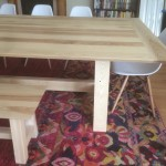 Dining room table 7