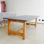 Dining room table 8