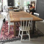 Reclaimed Wooden table and chairs