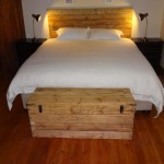 Headboard and base set