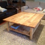 Cyprus coffee table