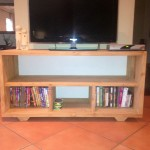 Solid Ash Tv Unit
