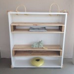 Shelving unit with a twist