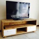TV unit and shelving