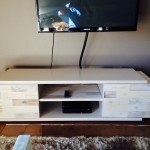 TV unit and shelving 2