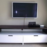 TV unit and shelving 3