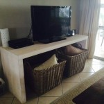 TV unit and shelving 4