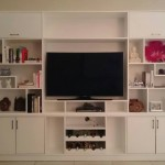 TV unit and shelving solution