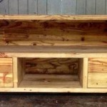 Weathered Pine Tv Unit