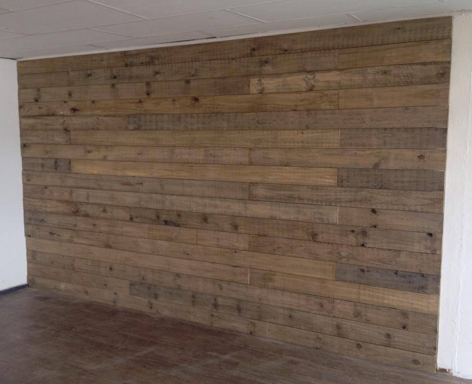Weathered Wall Paneling : Side items ryan christie custom furniture