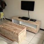 tv unit with coffee table